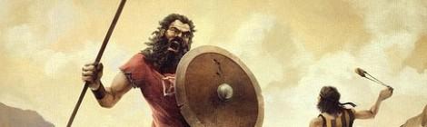 David v Goliath battles are now more even
