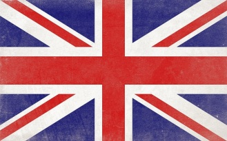 Union flag upside down